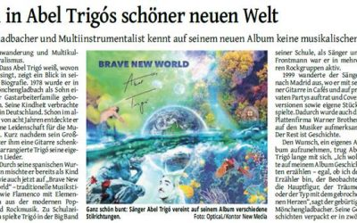Welcome to Abel Trigós Beautiful New World!